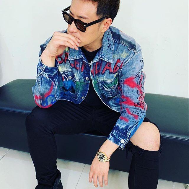 潘瑋柏,潘瑋柏   Fashion, Denim jacket, Jackets