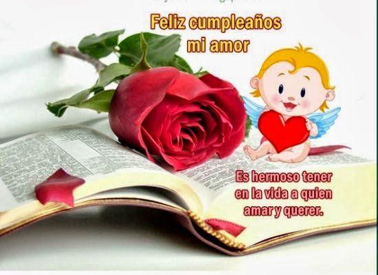 Frases De Cumpleanos Para Mi Novia 2015 2016 2017 Amor Juvenil
