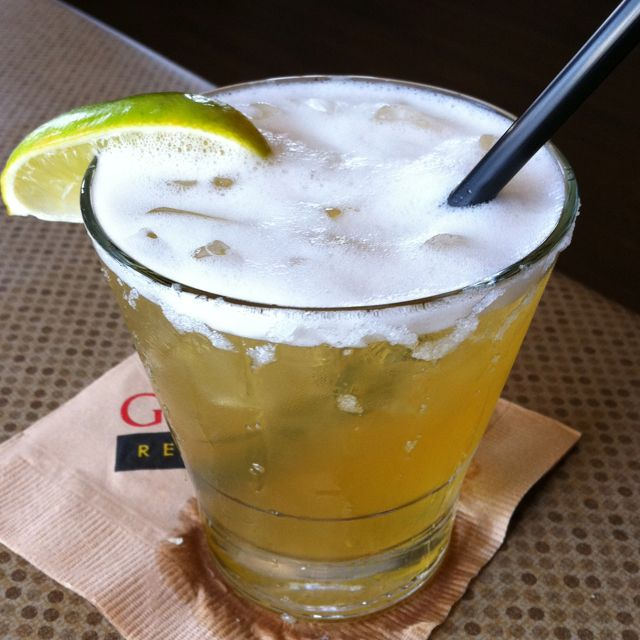 Happy National Margarita Day!  Wish I was enjoying a Gloria's margarita right now!  Yummy