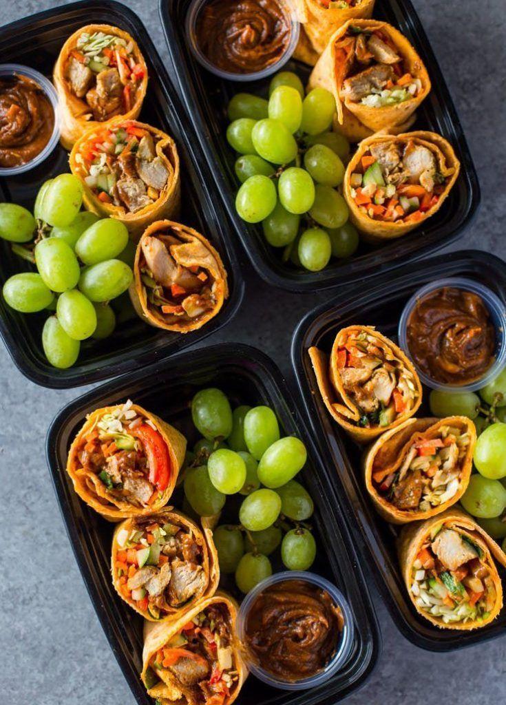 15 Mittagessen, die Sie am Sonntag zubereiten können - New Ideas #mealprepplans