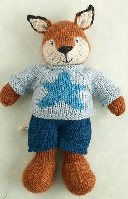 Boy Bear Pattern By Julie Williams Toy Crochet And Knit Animals