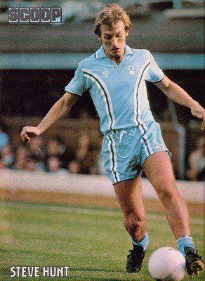Steve Hunt - Coventry City
