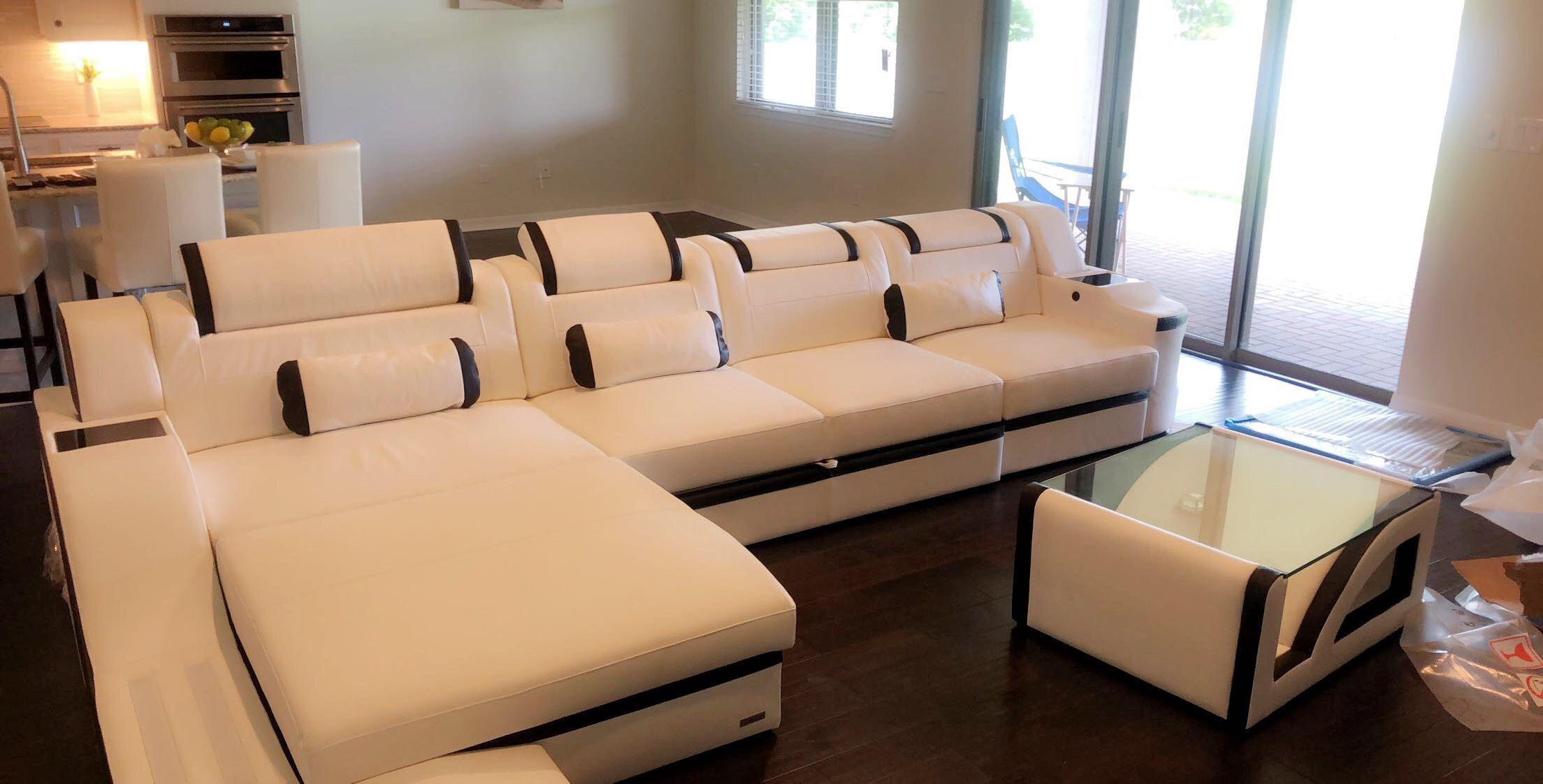 Sectional Leather Sofa Houston L Shape Leather Sofa Leather Sectional Sofas Modern Sofa Sectional