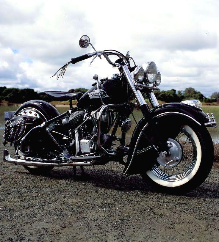 My Dream Bike, 1950 Indian Roadmaster Indian motorcycle