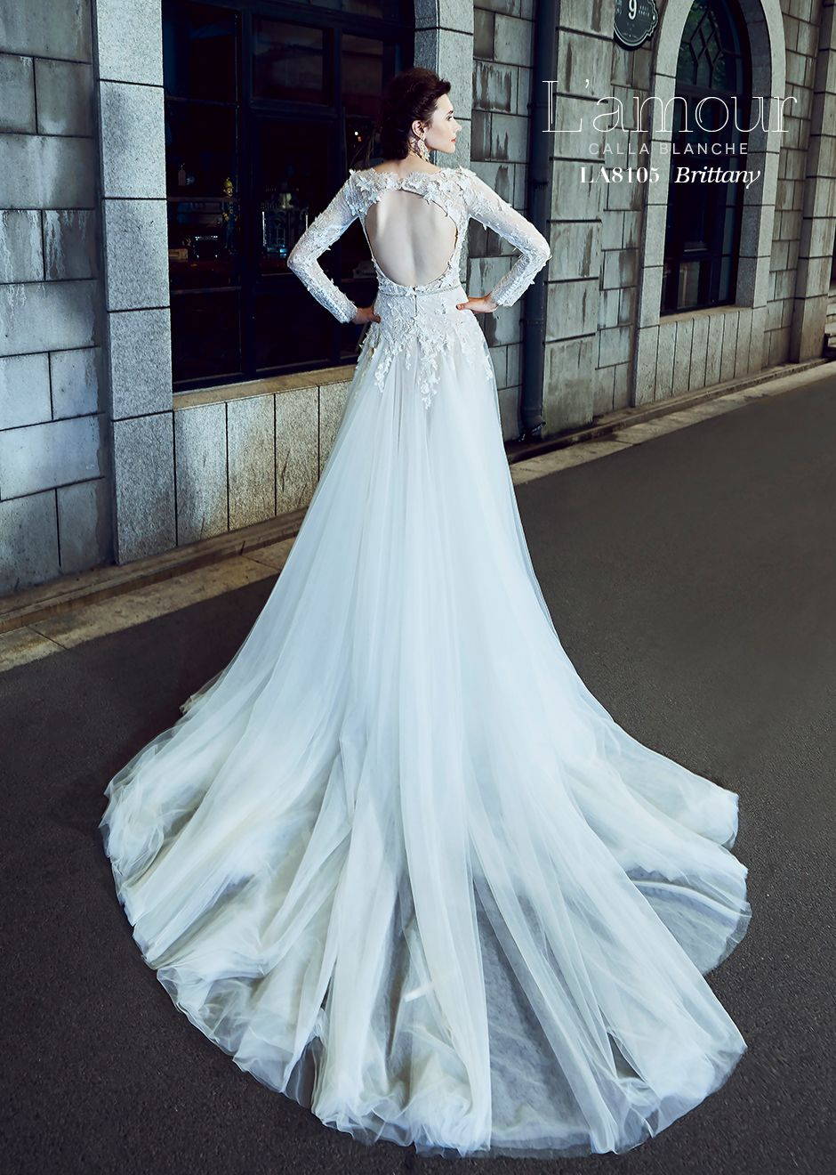 Luamour spring collection wedding dresses for todayus bride
