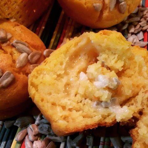 Simo's Cooking: Zucca  muffins di zuicca & gorgonzola e che ve lo dico a fa?