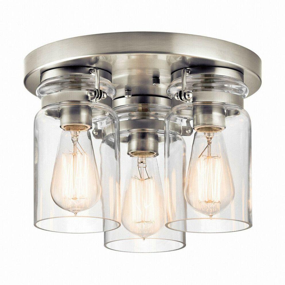 3 Wohnzimmer Lampe Place in 3  Deckenlampe, Einbau