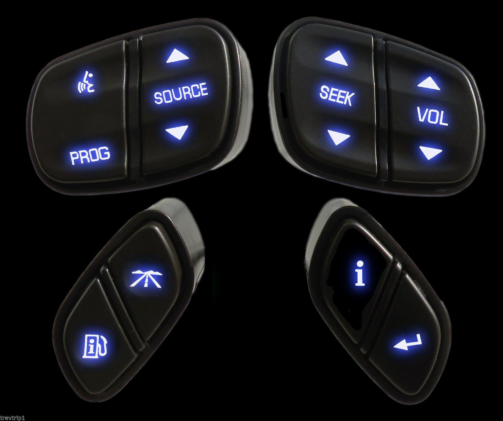 OEM NEW Trailer Brake Control Switch Button Silverado Sierra Suburban Yukon