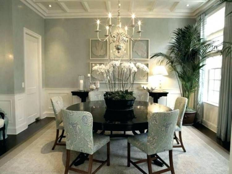 Dining Room Vase Ideas Round Dining Room Table Round Dining