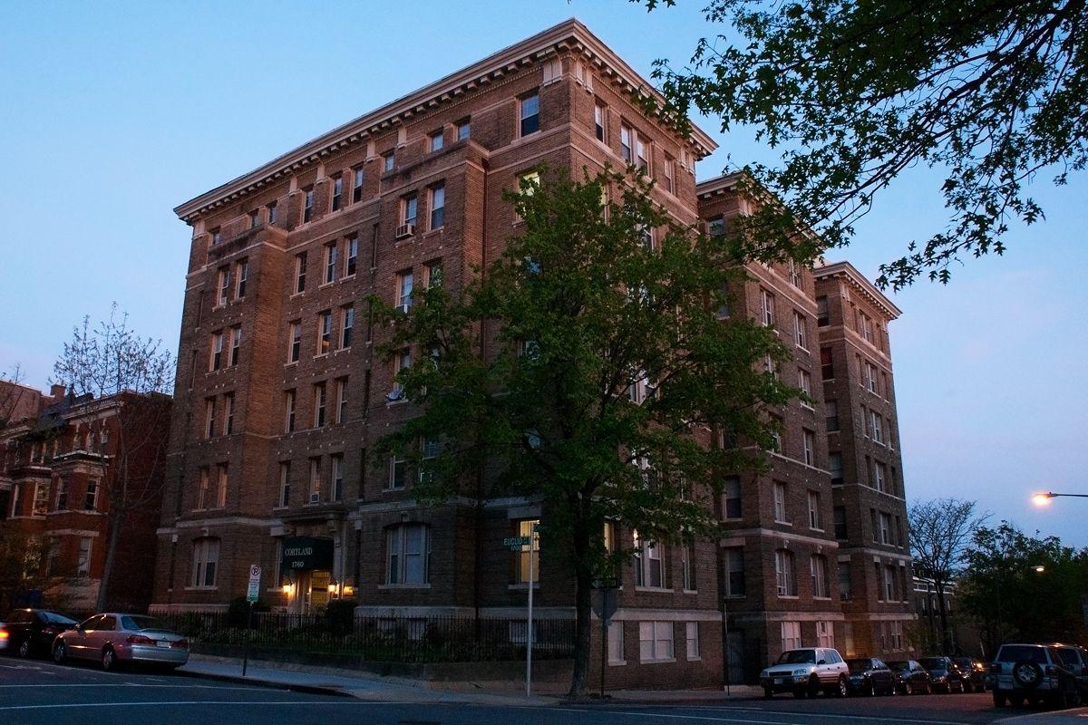 The Cortland Apartments In Washington Dc Washington Dc Washington Apartment Communities