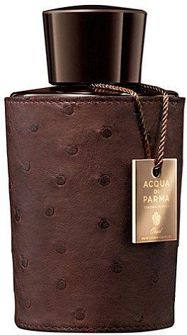 Acqua Di Parma Colonia Intensa Oud Eau De Cologne Concentree Limited Edition For Men On Shopstyle Com Ad Perfume Men Perfume Perfume And Cologne