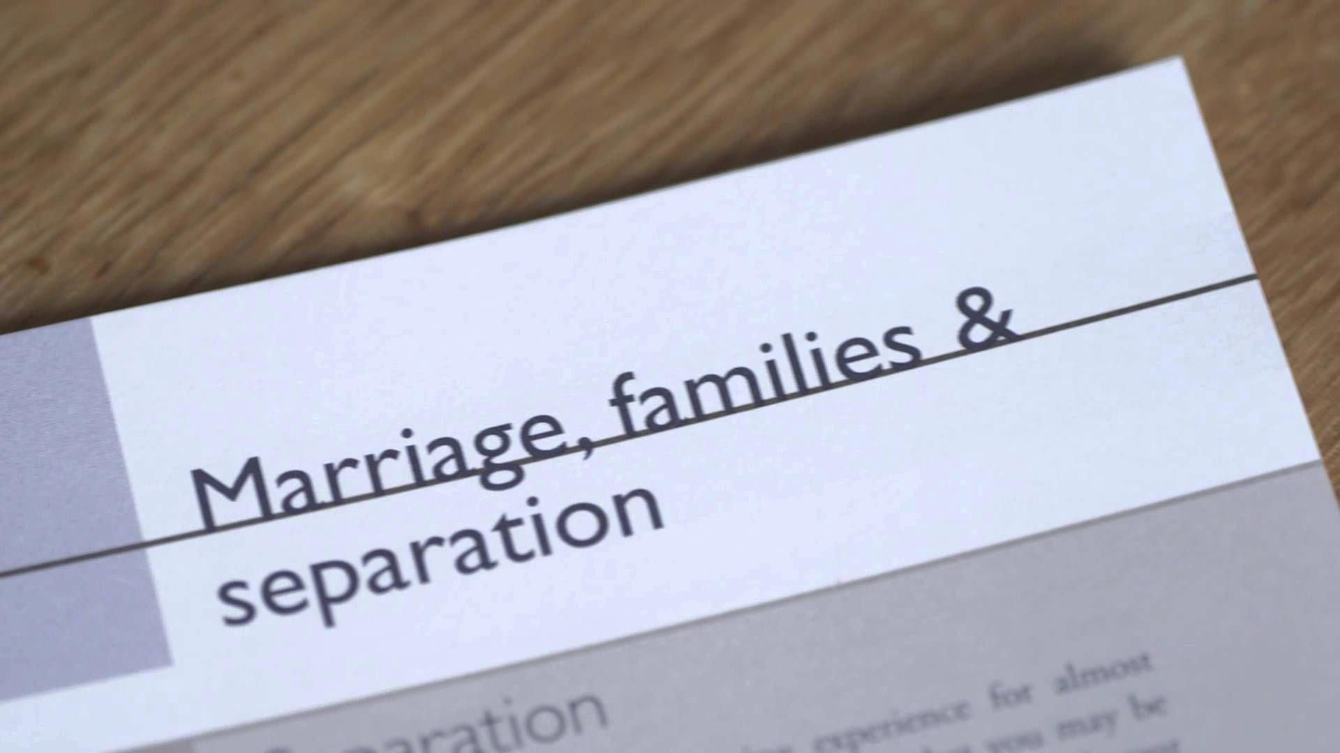 How To Apply For A Divorce Serving Divorce Papers