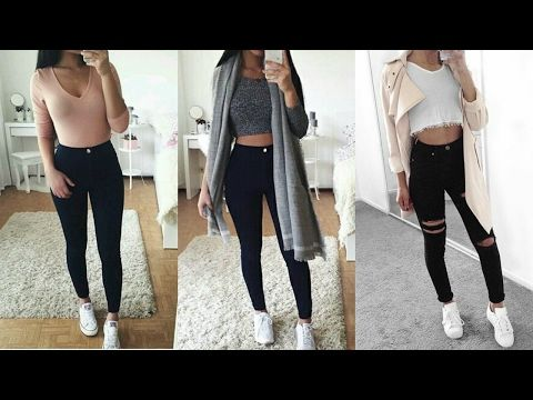 Ropa de Moda Juvenil 2017/Outfits Para Chicas - YouTube ...