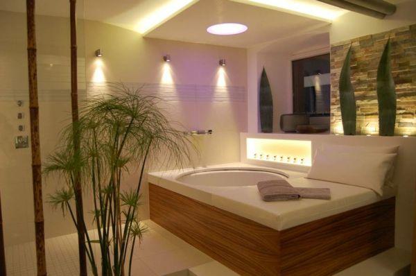 Decke Badezimmer ~ Badbeleuchtung für decke inspirierende fotos badezimmer