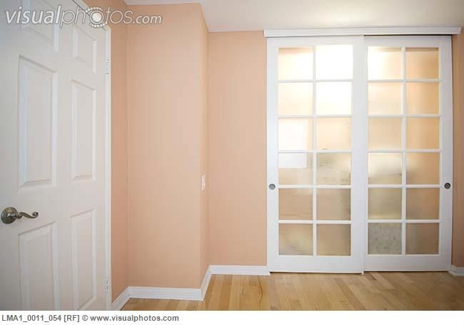 I Like The Frosted Glass Or Plastic On The Closet Doors Airy But