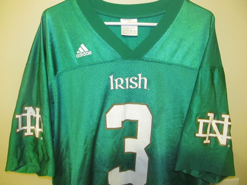 quality design f523a fde6d Joe Montana -Notre Dame Fighting Irish football jersey ...