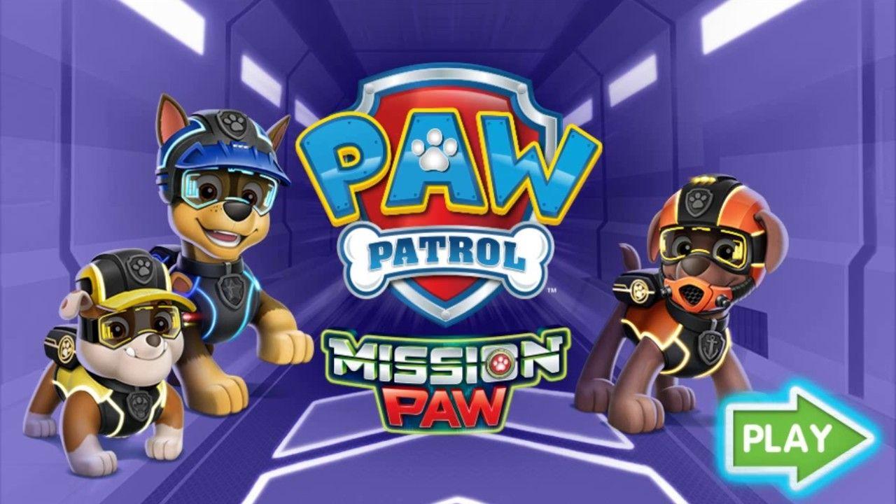 Quatang Gallery- Paw Patrol Mission Paw Gameplay Games Kids Fondos Verdes Arte Oraciones