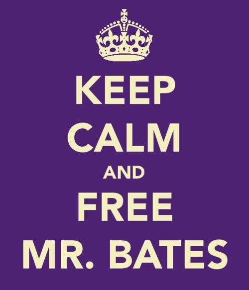mr bates is dreamy #downtonabbey