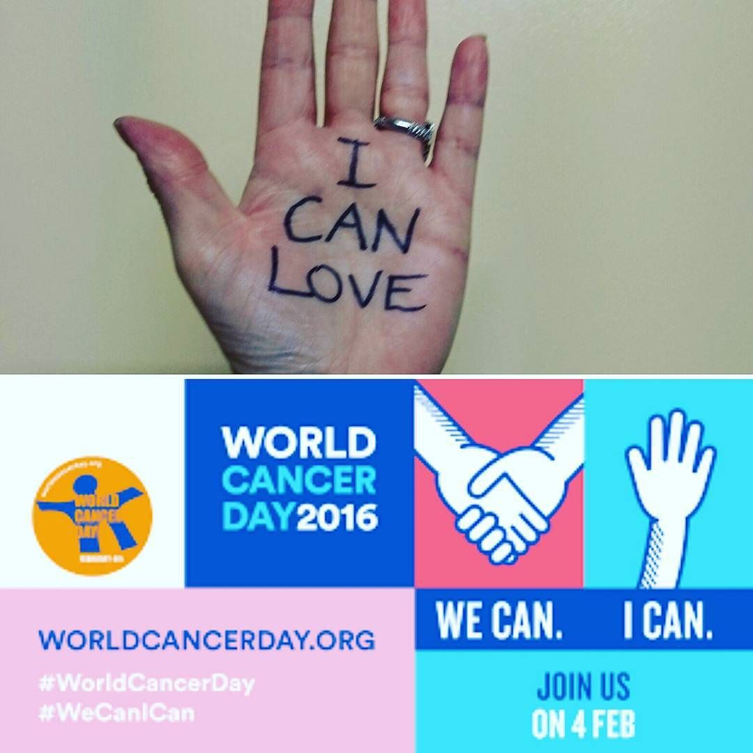 Much Love to those battling Cancer of any kind thoughts are with you and your families. #WeCanICan#worldcancerday  #littleriverthreads #support #strong by littleriverthreads
