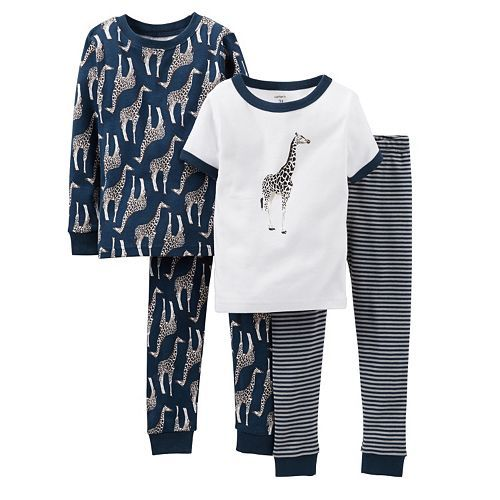 6d1c9f59c8cc Carter s Giraffe Pajama Set - Toddler
