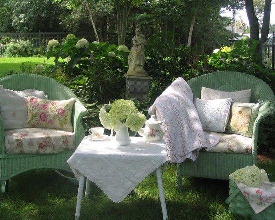 Backyard Shabby Shek Landscape Visit Houzz Com Traditional Landscape Plastic Outdoor Furniture Modern Patio Furniture