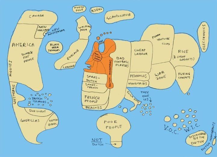 Stereotypes maps and the city nederland pinterest city stereotypes maps and the city gumiabroncs Gallery