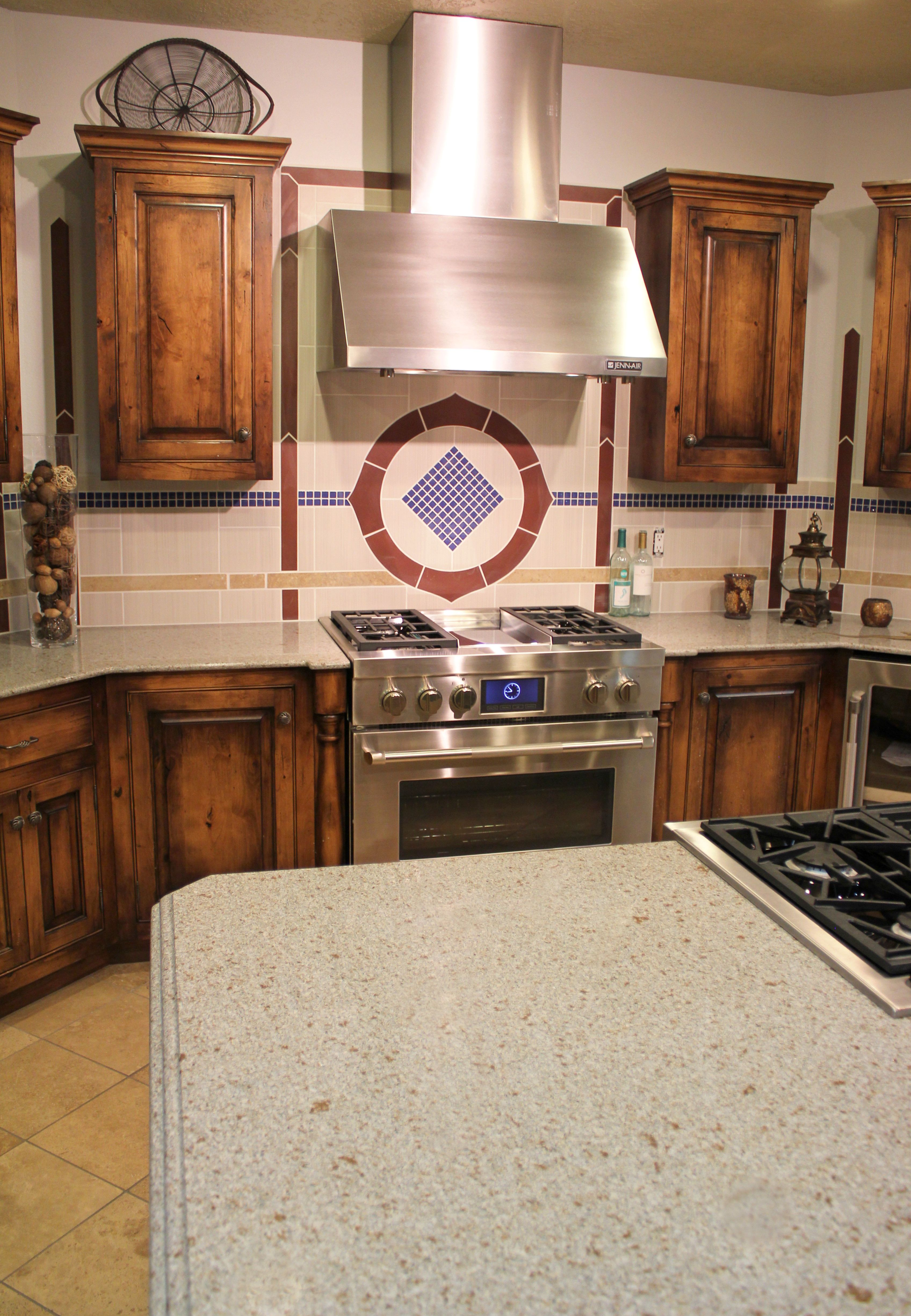 Design Alliance New Mexico Eco Stone Recycled Countertops Color Riverbed Recycled Countertops Kitchen Design Kitchen