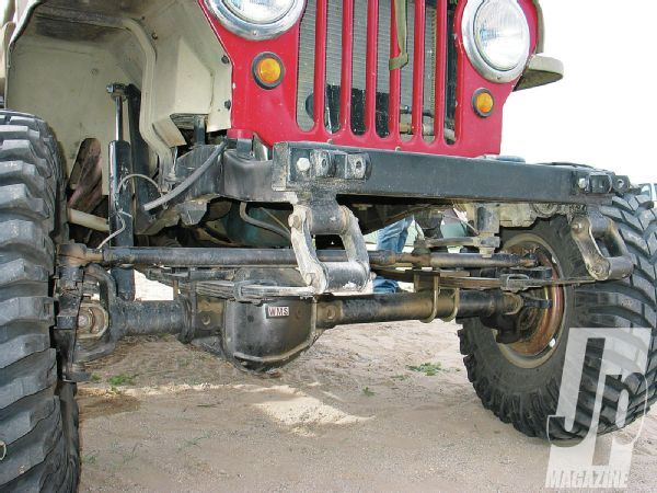 Our Favorite Jeep Axle Swaps Jeep Jeep Yj Axle