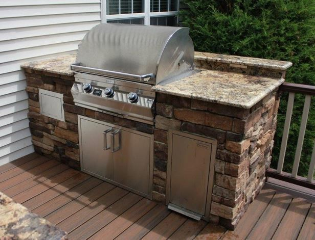 Diy Packages Build Your Own Alexandria Outdoor Kitchen Kits