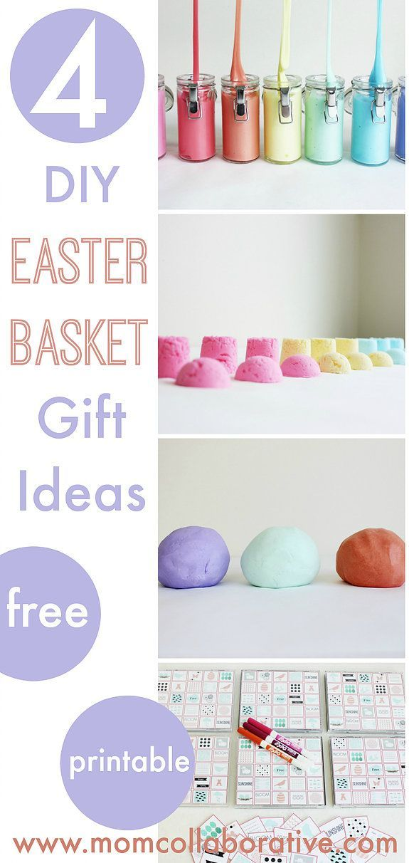 Easter basket diy gifts pinterest easter baskets easter and gift diy easter gifts free printables i am always looking for fun new cheap easy gift ideas that dont involve candy for my kids easter baskets negle Image collections