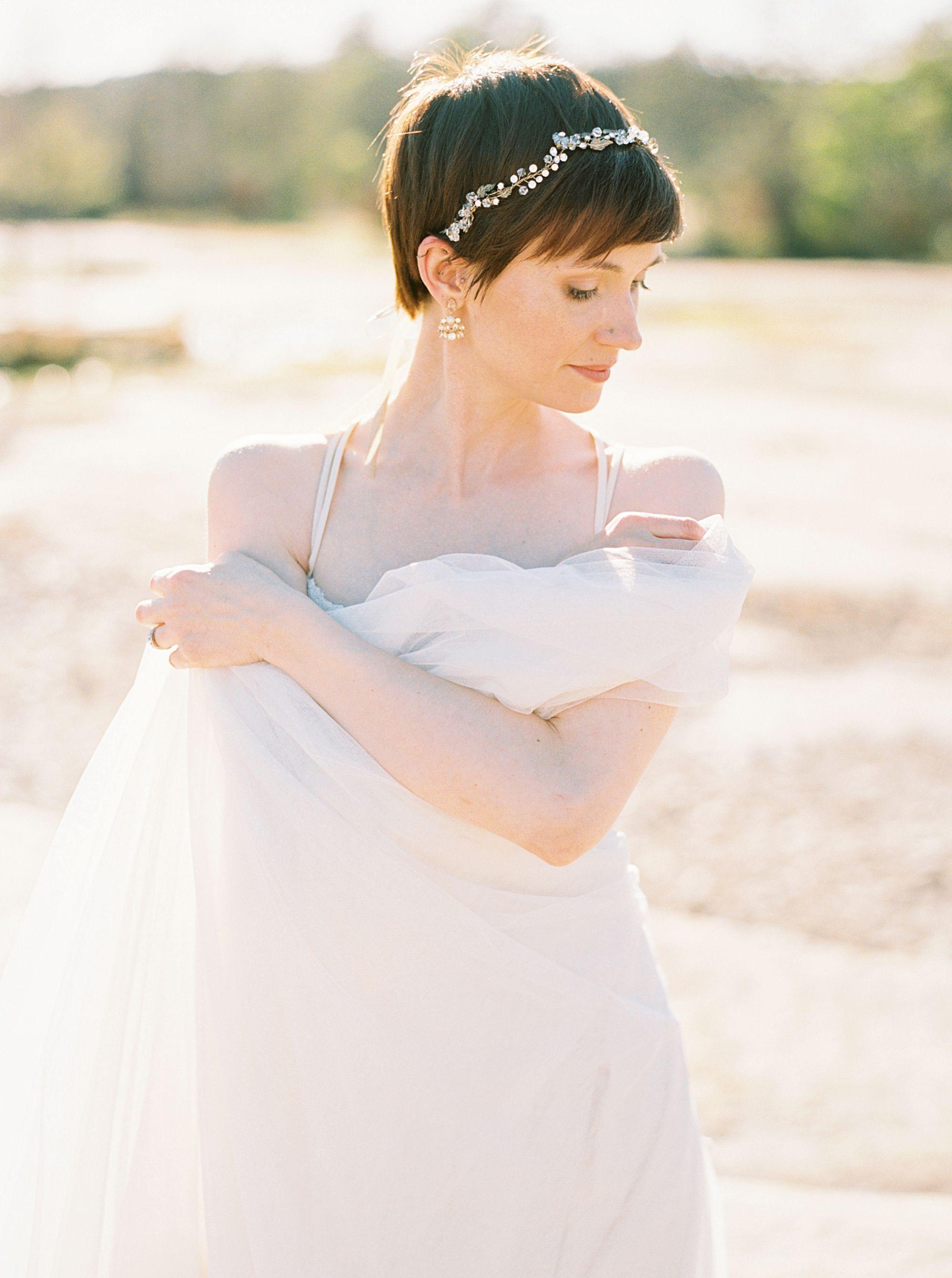 Georgia Mountain Bride Bride Bride Hairstyles Boho Bride