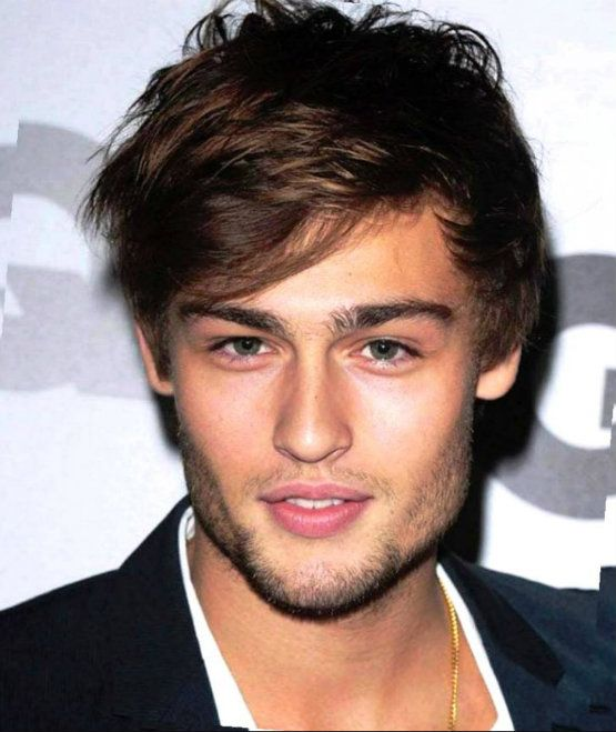 Cool messy fringe hairstyles for the stylish college guys ...