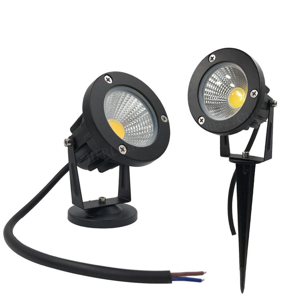 12v 3w Cob Ip67 Waterproof Outdoor Spot Light Led Outdoor Lighting Led Garden Lights Outdoor Lighting