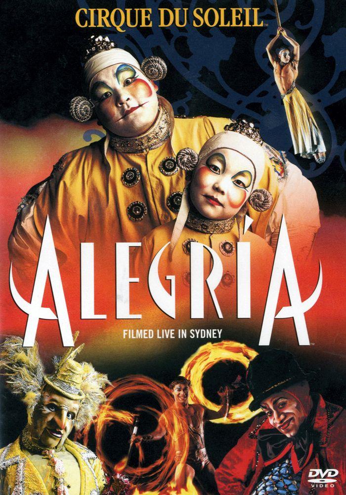 Cirque du Soleil Alegría
