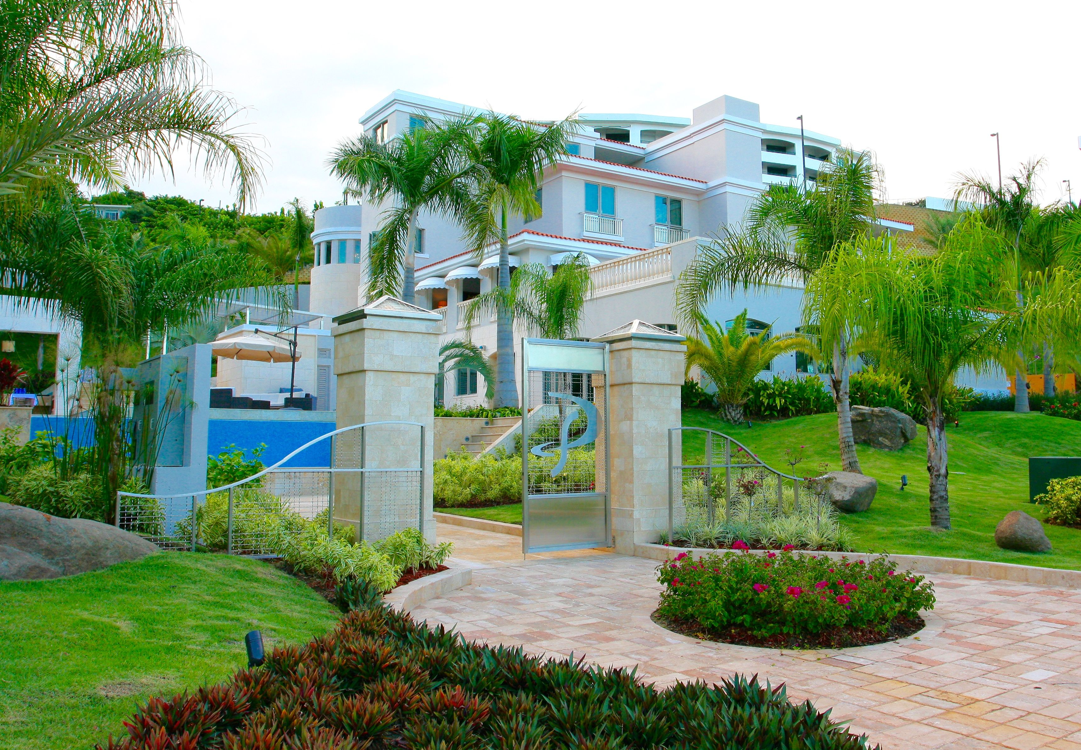 The Mansion vacation rental (largest house in PR) #LargesthouseinPR