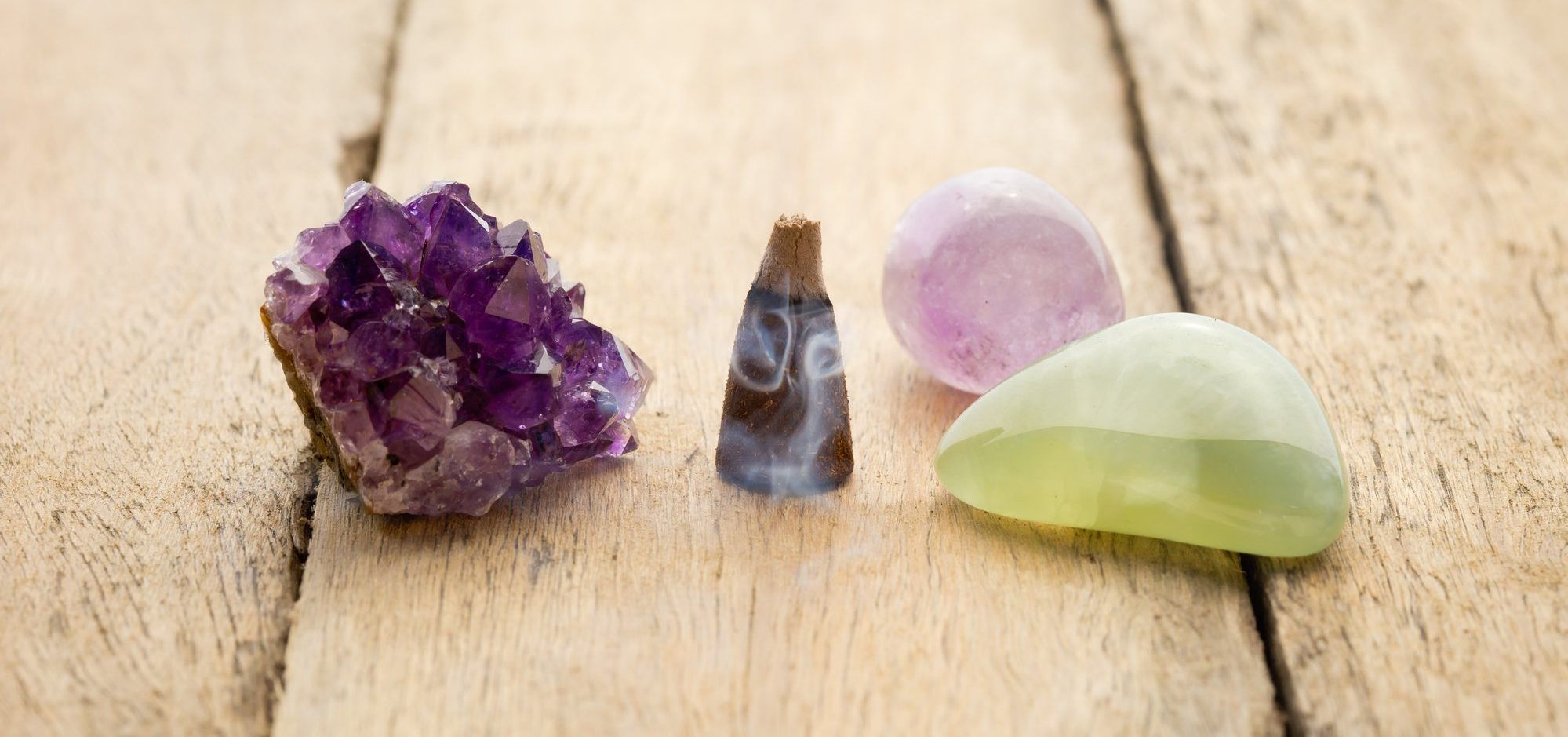 how to cleanse your crystals with salt