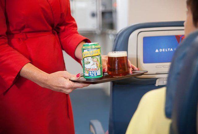 The Best In-Flight Amenity of 2014 is... || Jaunted