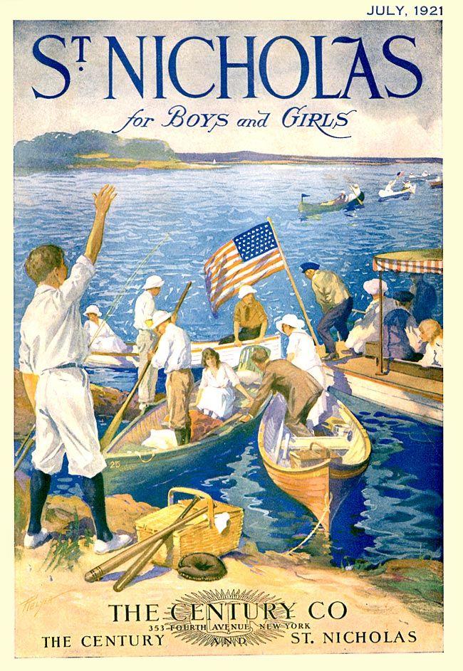 St. Nicholas Magazine, July 1921