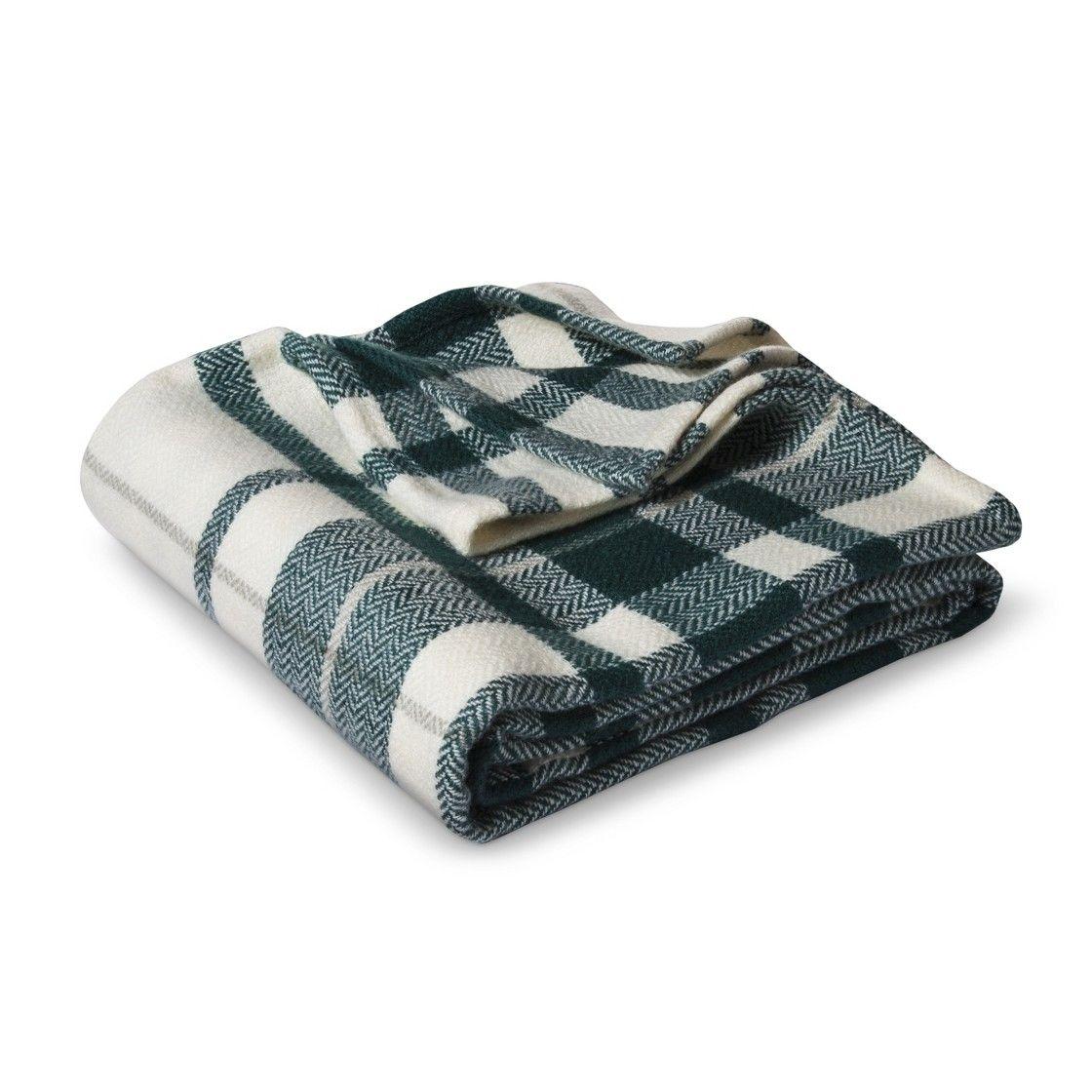 Plaid Throw Plaid throw, Flannel throw, Plaid throw blanket