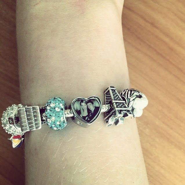 soufeel customers' design bracelet www.soufeel.com
