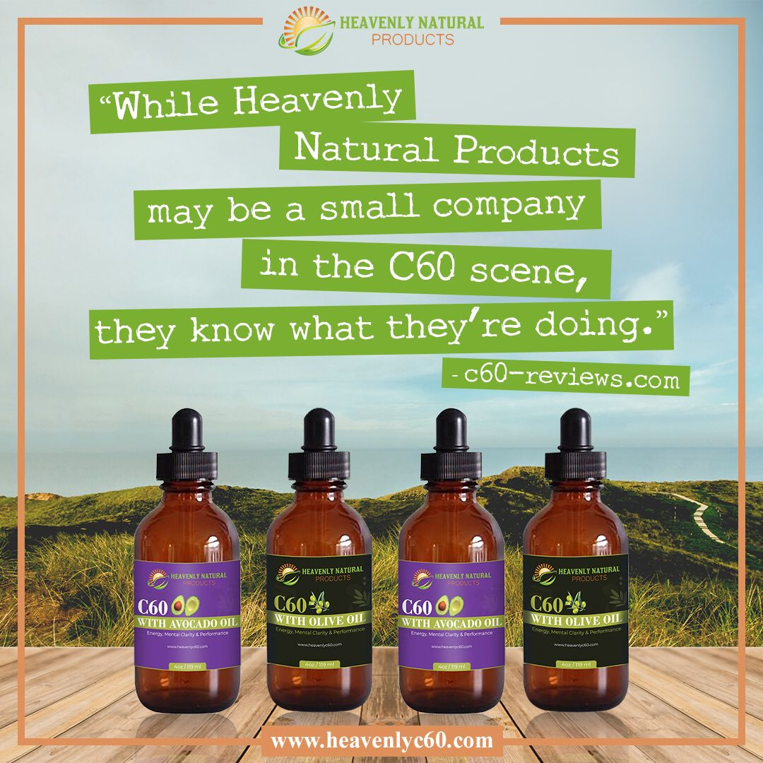 These are the top 5 brands of C60 Oils Oils, Brand, Hot