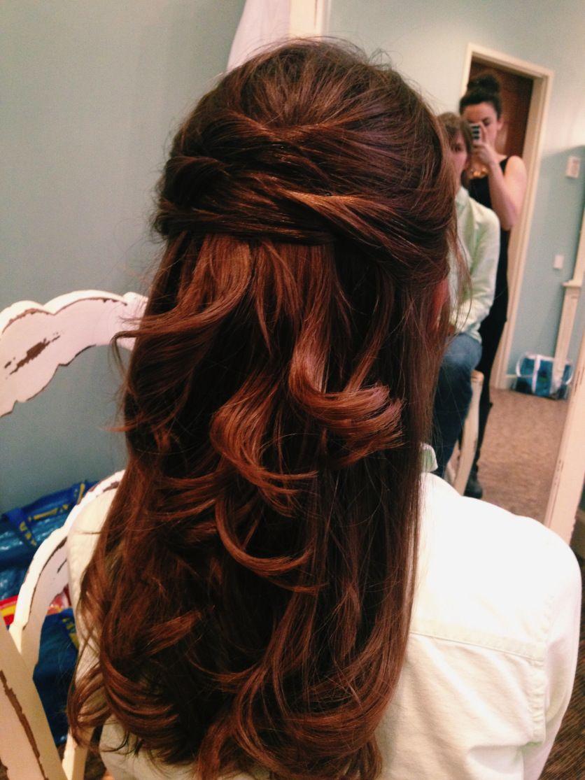 Criss cross hair u beauty pinterest