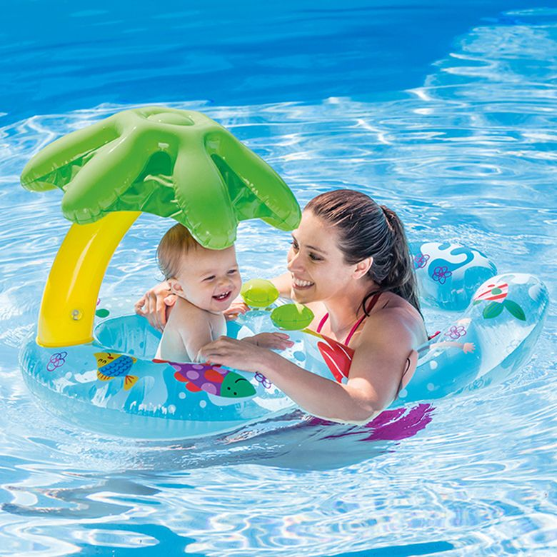 Intex My First Swim Float For Baby Baby Pool Floats Baby Pool Beach Water Toys
