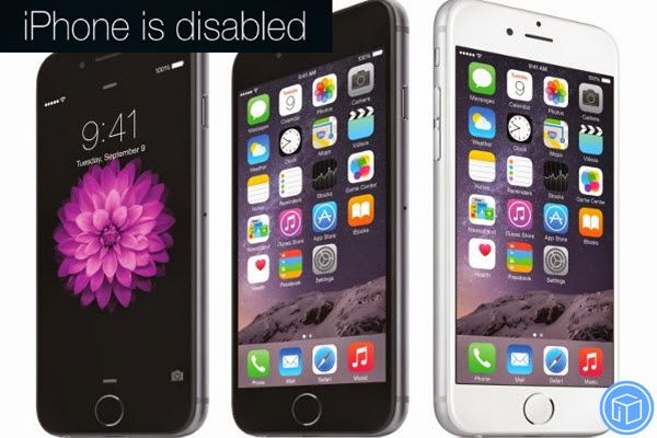 Recover Photos After Iphone Disabled Ios Iphone Apple Iphone