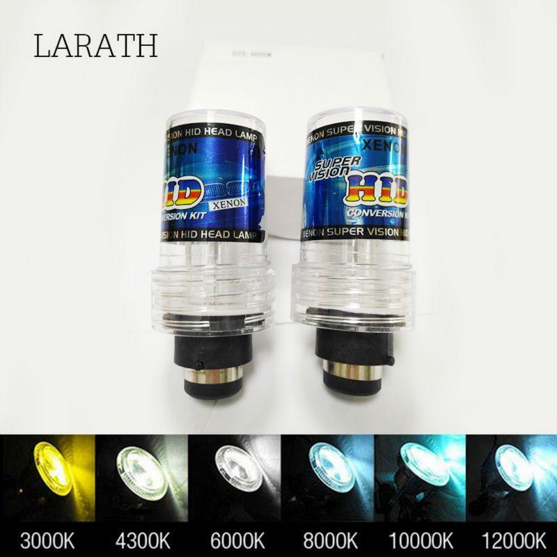 H7 10000K 35W HID Xenon Replacement Bulb 2 Bulbs for Headlight Head lamps Blue