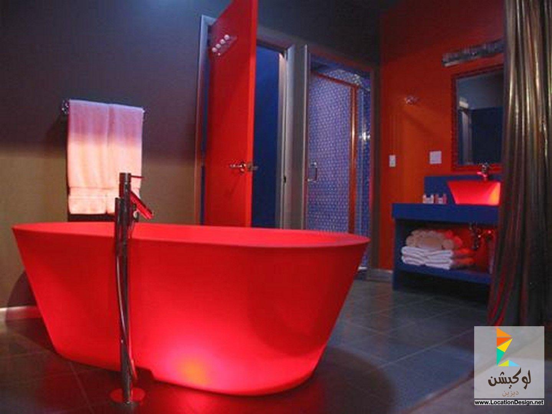 ديكورات حمامات حديثة صغيرة المساحة Dream Bathrooms New Bathroom Ideas Bathroom Interior Design
