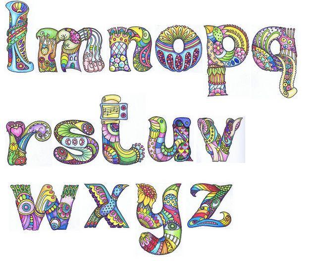 2nd lot   Buchstaben, Kalligraphie und Schrift