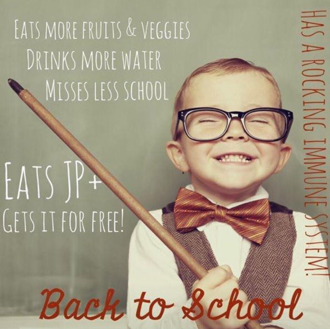 Fuel for School! Give a child in your life the gift of good health this coming school year. Check out the Results Tab under Children's Health Study at Bbinder.juiceplus.com