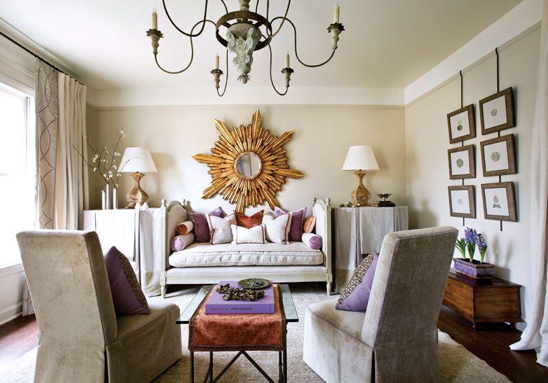 Image from http://betterdecoratingbible.com/wp-content/uploads/2012/09/Suzy-q-better-decorating-bible-best-top-interior-design-blog-Atlanta-homes-mag-mansion-wood-paneling-violet-color-palette-girly-cream-colors-designer-hues-9.jpg.