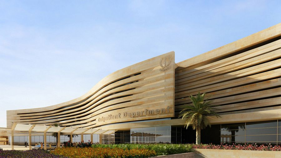Fcn cover hospitals for Architectural design companies in abu dhabi